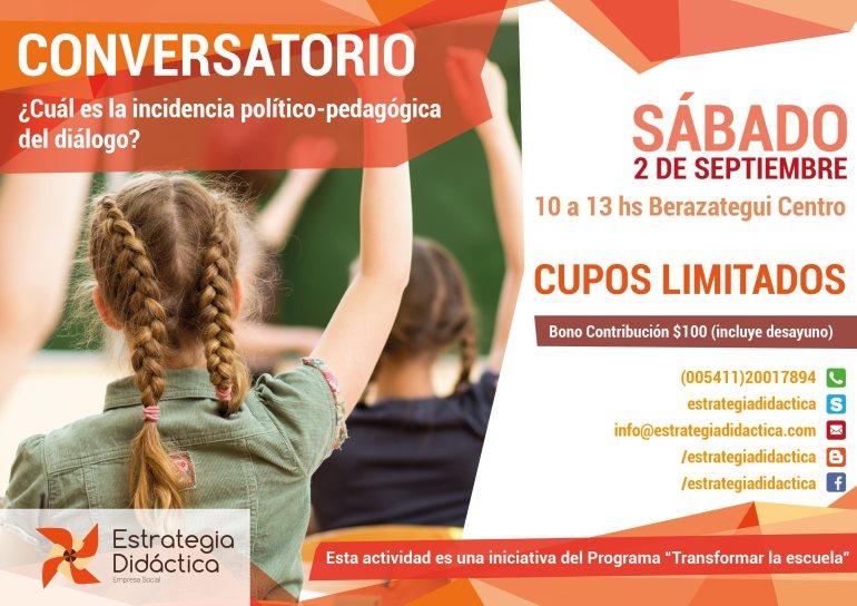 Conversatorio ED-01